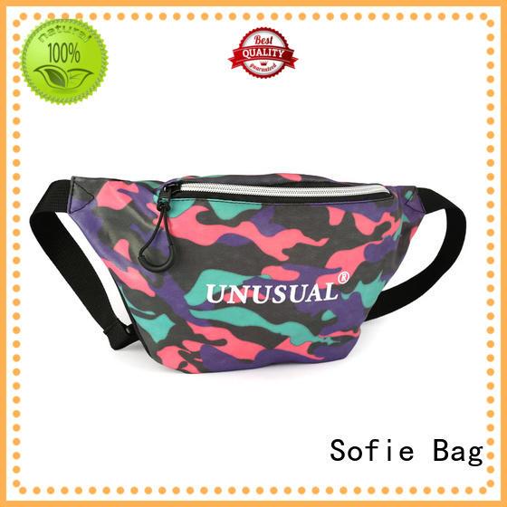 sport waist bags for jogging Sofie