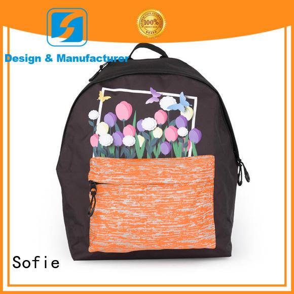 Sofie school bag manufacturer for students