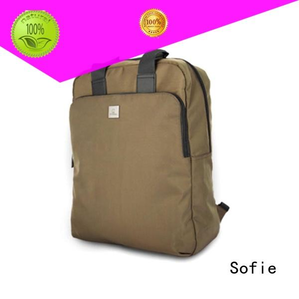 Sofie stylish backpack manufacturer for school
