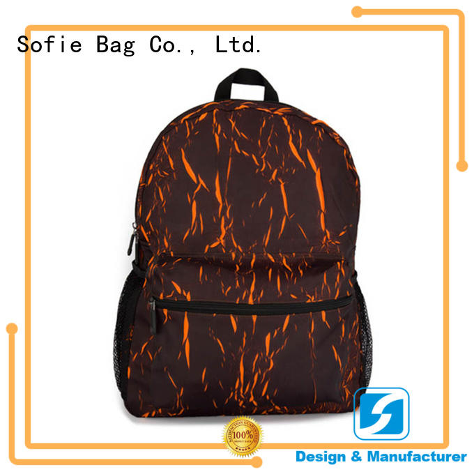 Sofie convenient stylish backpack personalized for school