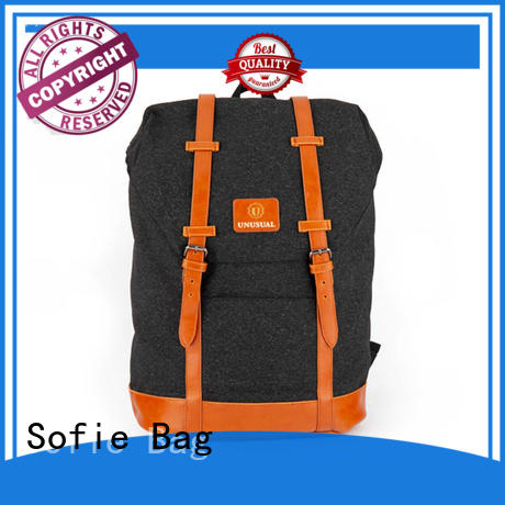 Sofie large capacity classic backpack personalized for school