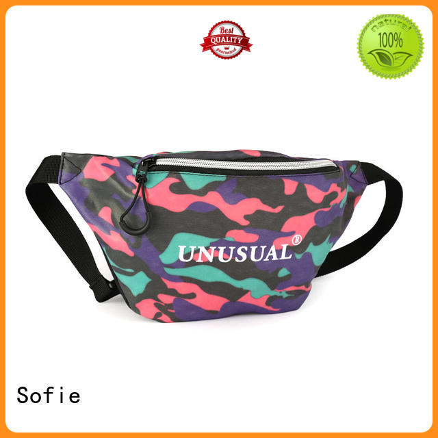 convenient waist bag manufacturer for jogging