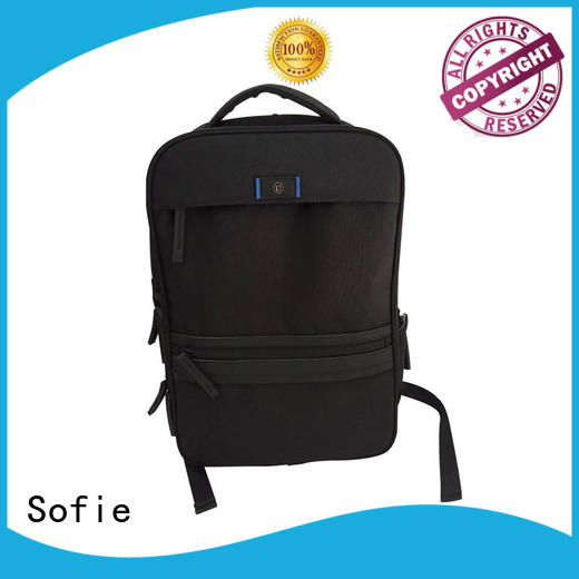 Sofie thick pipped handle classic messenger bag series for office