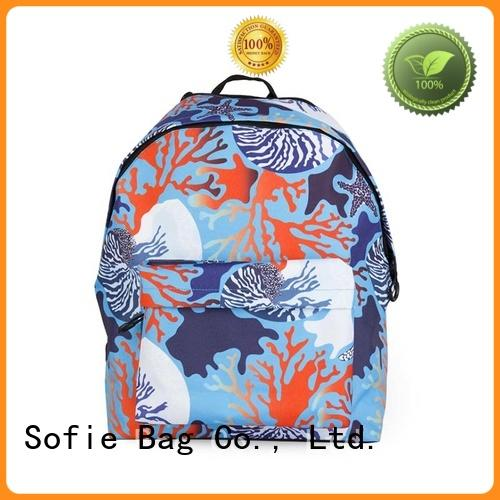 Sofie waterproof school bags for boys manufacturer for packaging