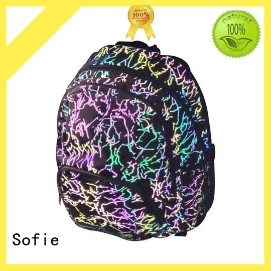 Sofie light weight school bag manufacturer for children