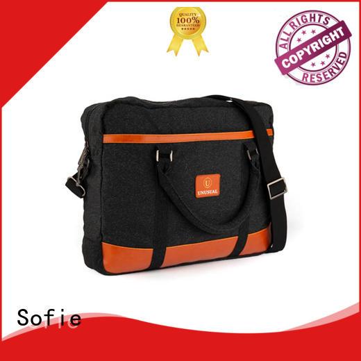 Sofie laptop messenger bags manufacturer for travel