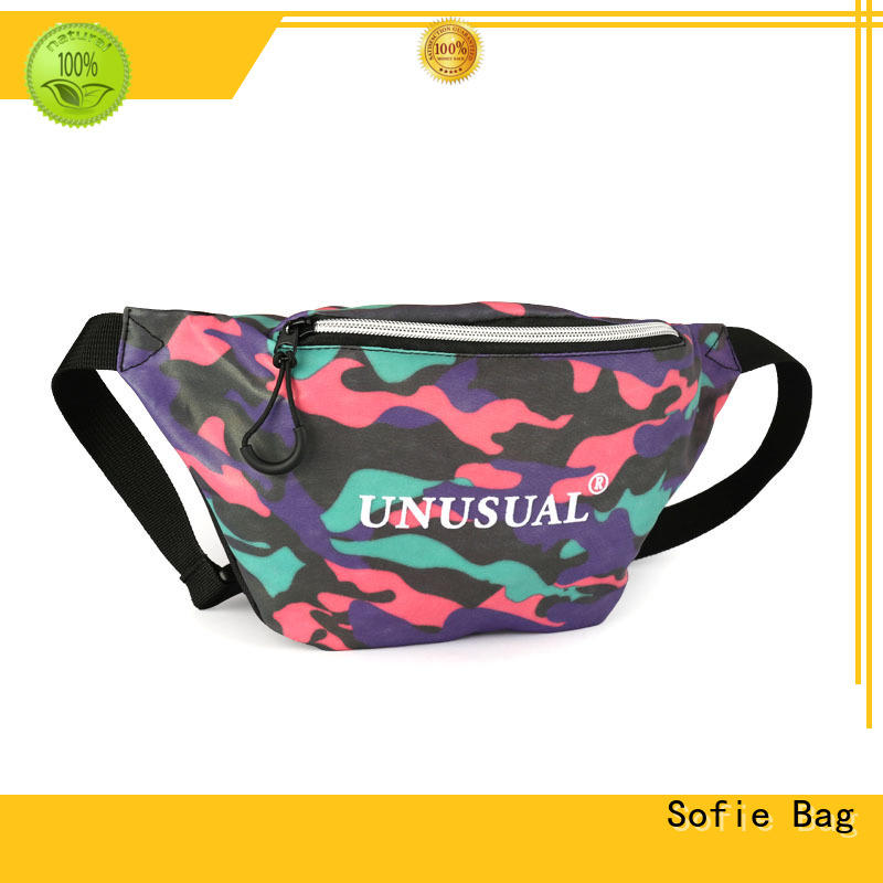 Sofie high quality waist pack factory price for decoration