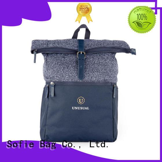 Sofie backpacks for men supplier for college