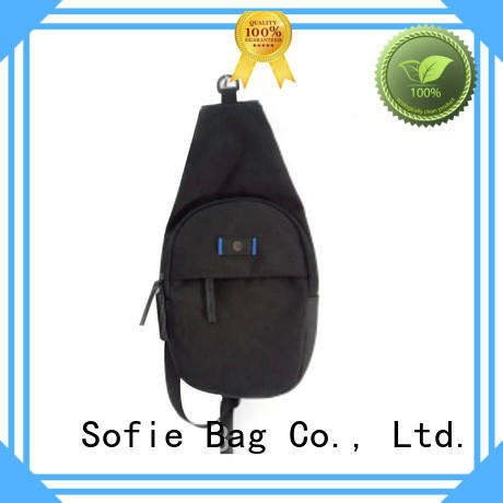 Sofie camouflage chest bag supplier for packaging