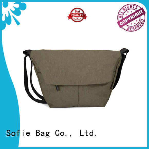 Sofie cross body shoulder bag series for packaging