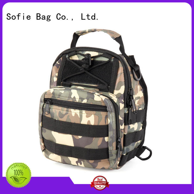 practical chest bag manufacturer for going out