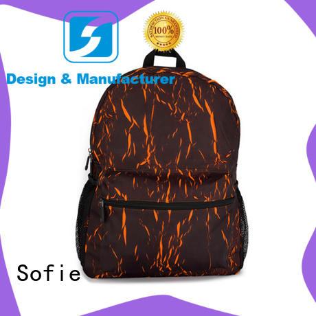 Sofie back pocket mini backpack manufacturer for travel