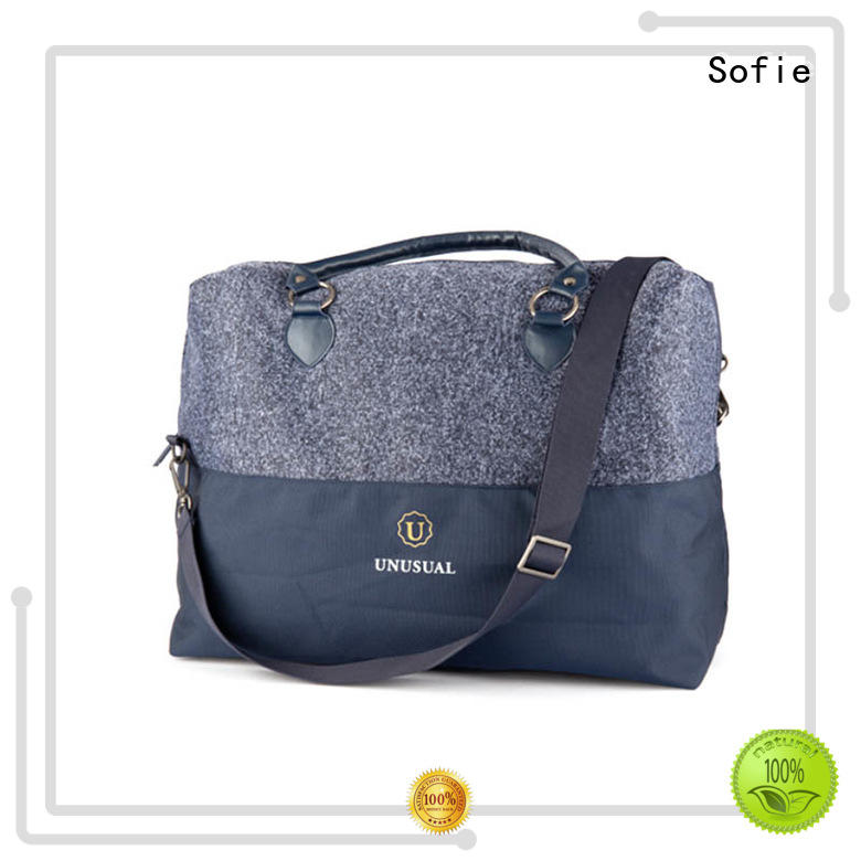 Sofie travel bags for women supplier for packaging