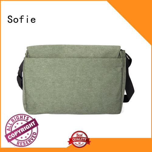 Sofie classic messenger bag wholesale for travel