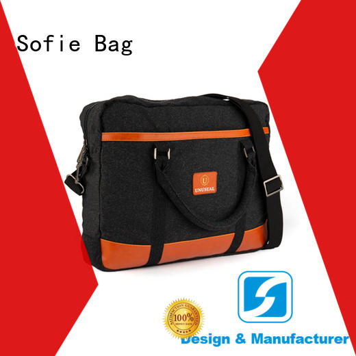 Sofie laptop bag factory direct supply for men