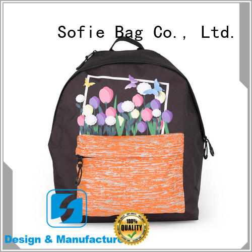 Sofie large capacity school bags for girls series for kids