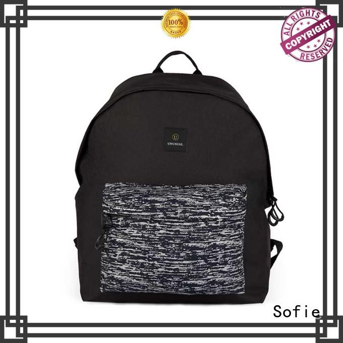 Sofie long lasting backpacks for men wholesale for business