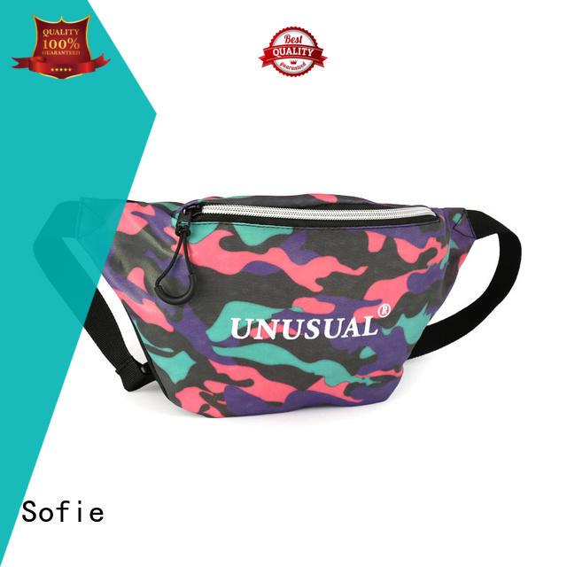 durable waist bag wholesale for jogging