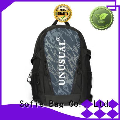 Large outdoor light sport reflective backpack 201901004