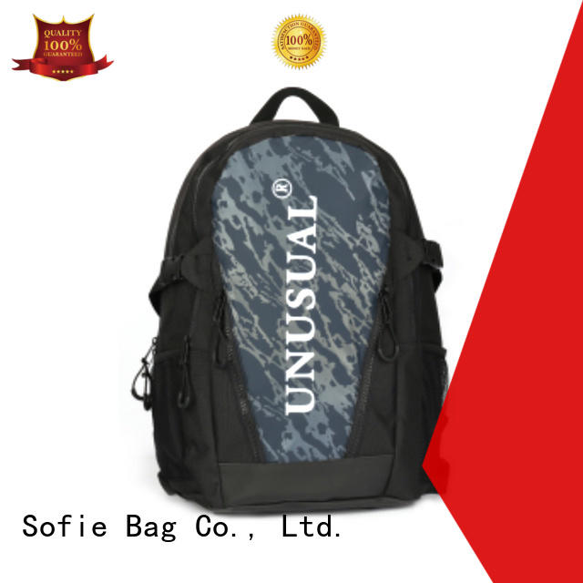 knitted fabric laptop backpack personalized for travel