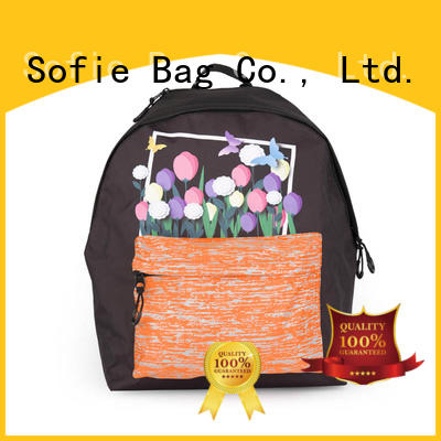 Sofie school bags for girls customized for children