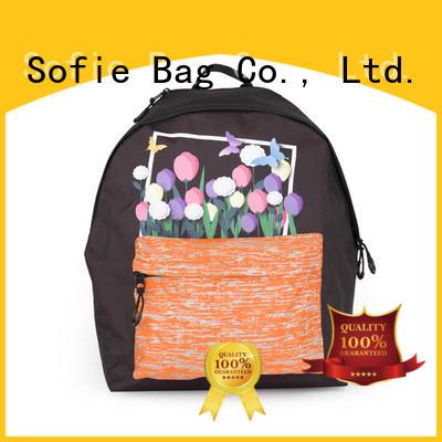 Sofie school bags for girls customized for children