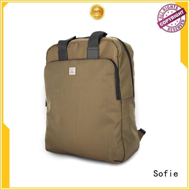 back pocket canvas backpack wholesale for school