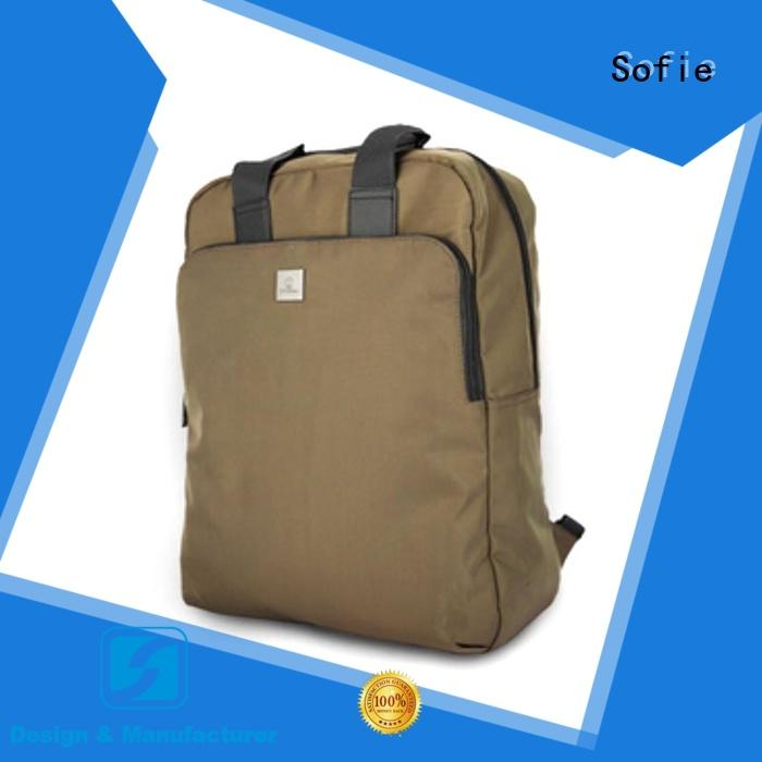 Sofie modern casual backpack manufacturer for college
