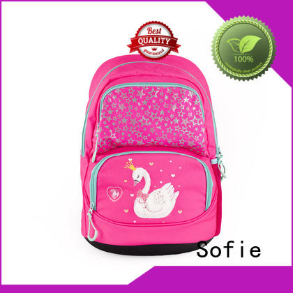 Sofie students backpack supplier for students