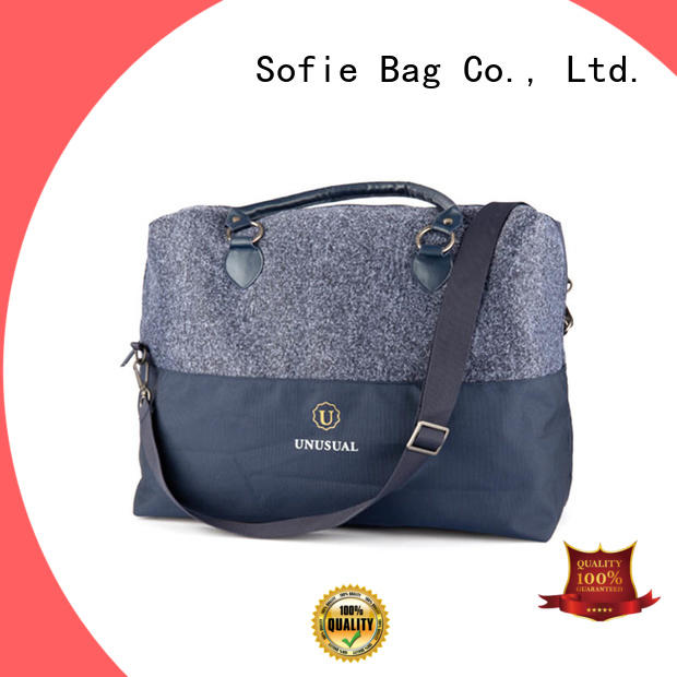 rolling travel bags for business Sofie