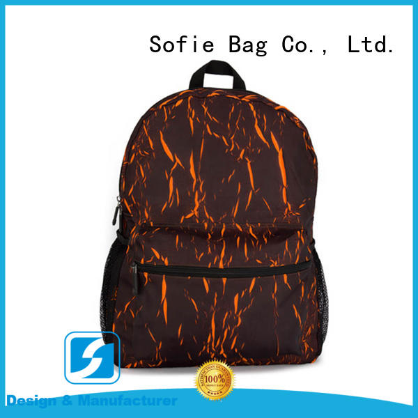 unique style laptop backpack manufacturer for business