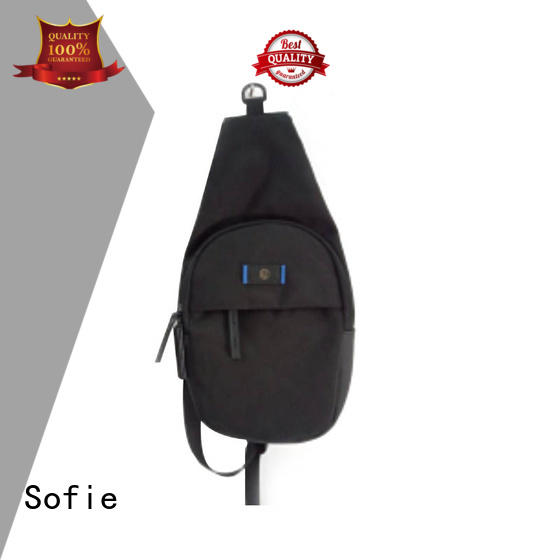 Sofie military chest bag supplier for men