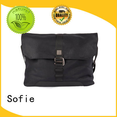 Sofie classic messenger bag factory direct supply for men
