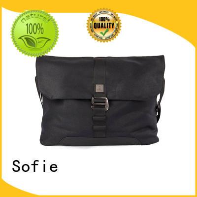 Sofie classic messenger bag factory direct supply for men