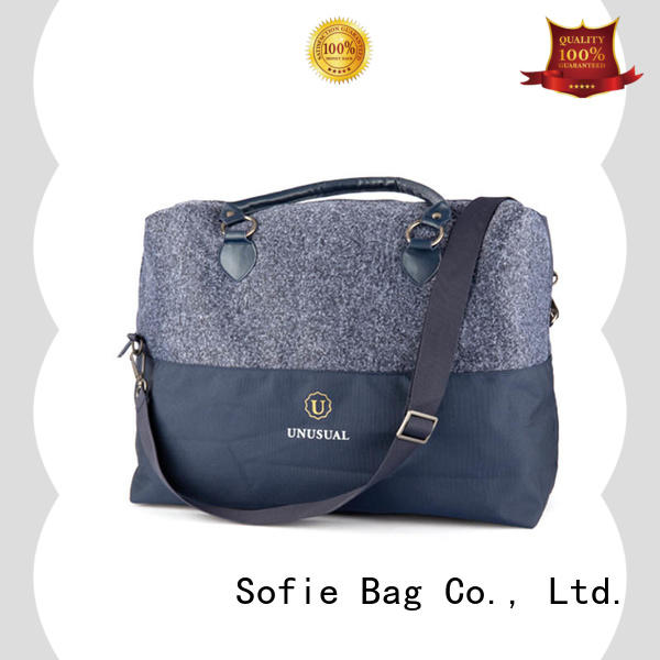polyester travel bags for women manufacturer for packaging