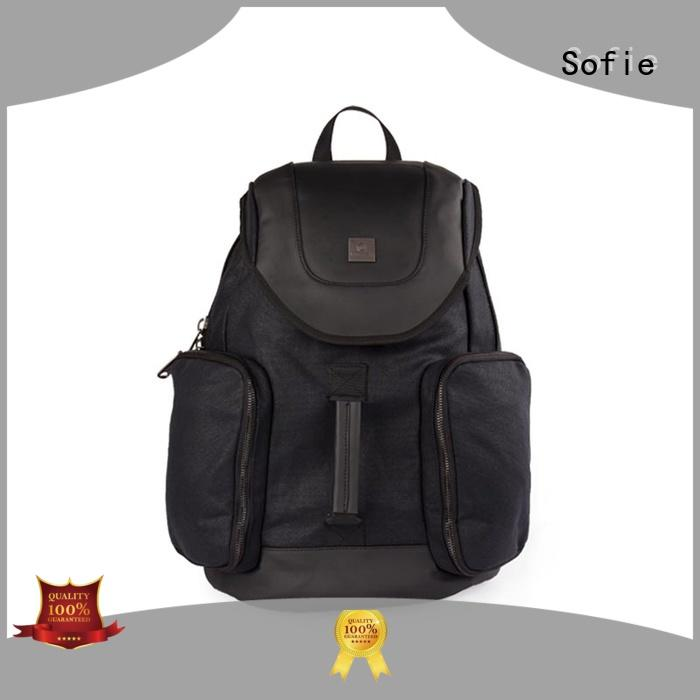 classic backpack for business Sofie