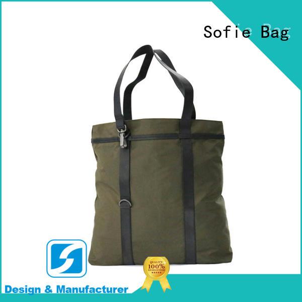 Sofie tote bag series for men