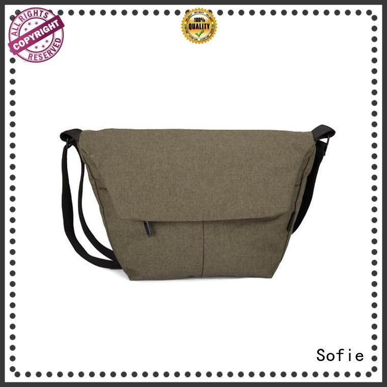 Sofie laptop shoulder bag factory price for packaging