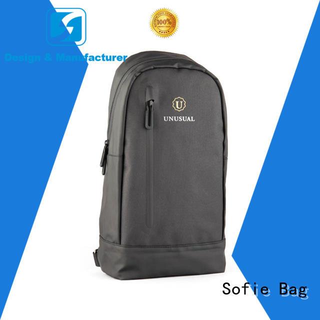 Sofie modern design crossbody sling bag series for packaging