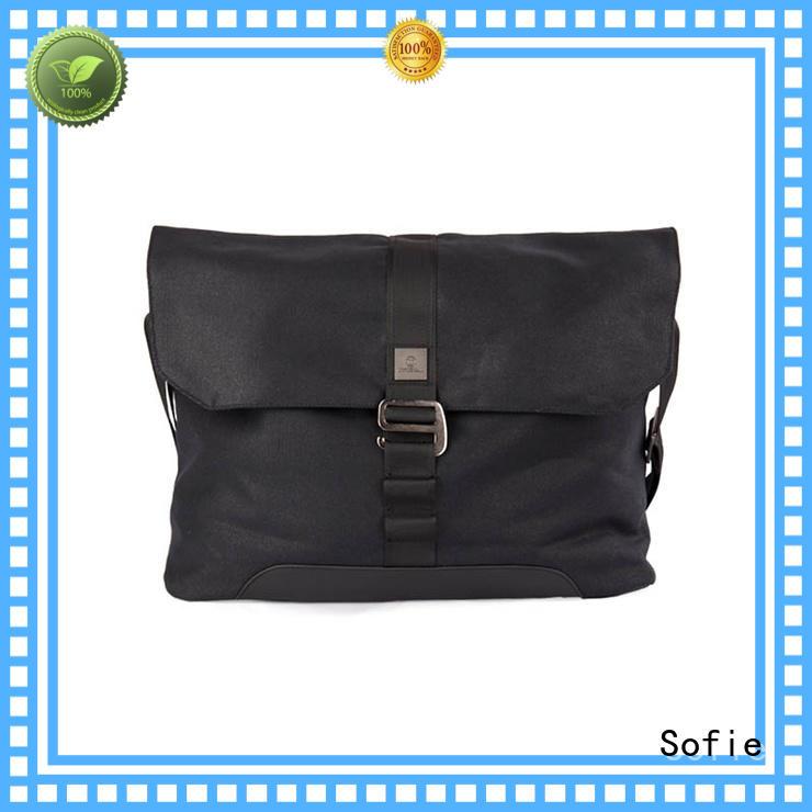 Sofie comfortable briefcase laptop bag supplier for men