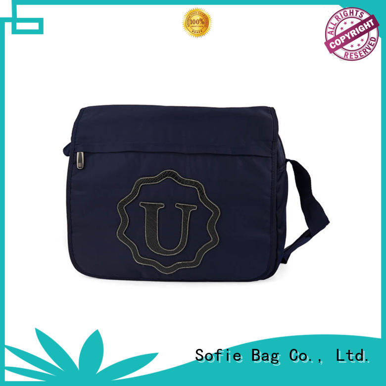 Sofie high quality business laptop bag supplier for office