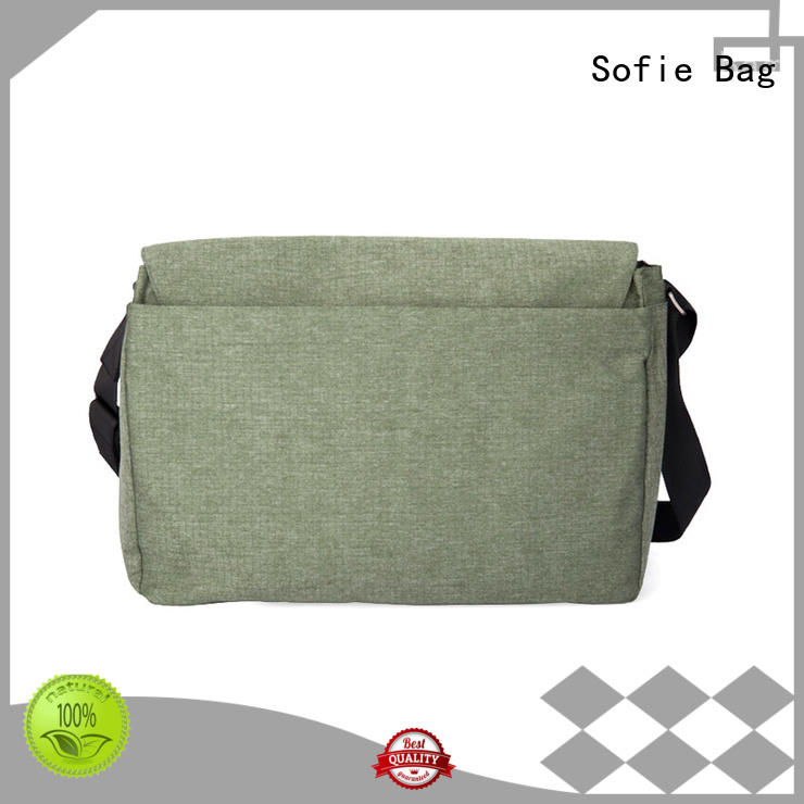 Sofie classic messenger bag manufacturer for office