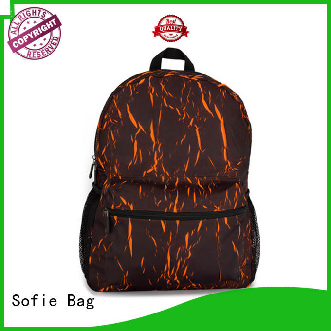 melange casual backpack supplier for business