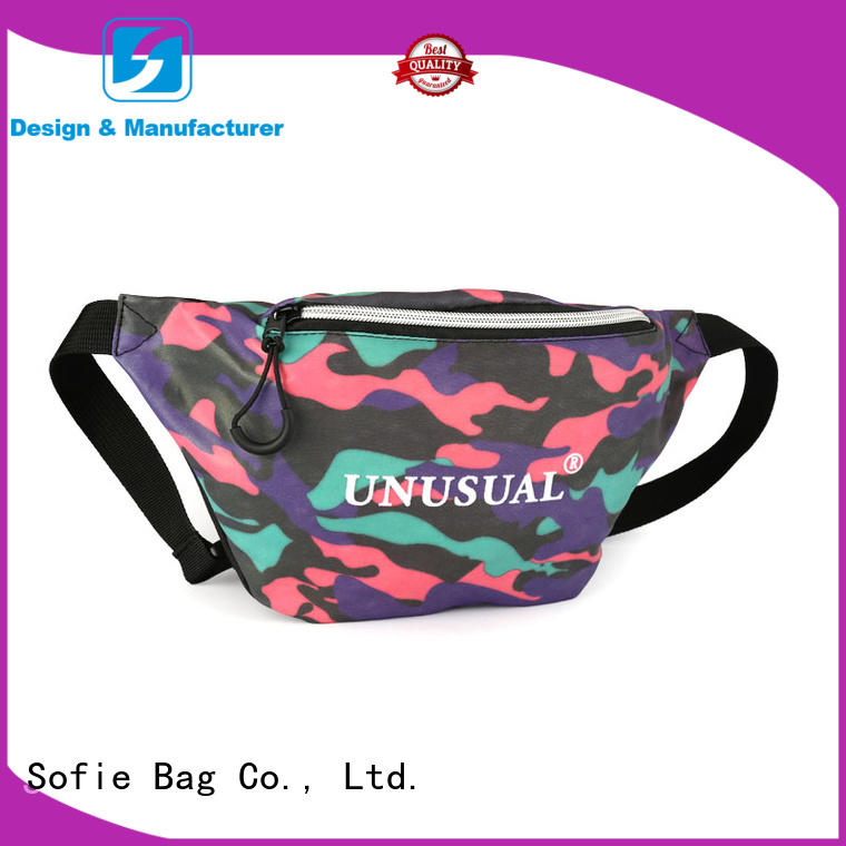 durable waist bag for jogging