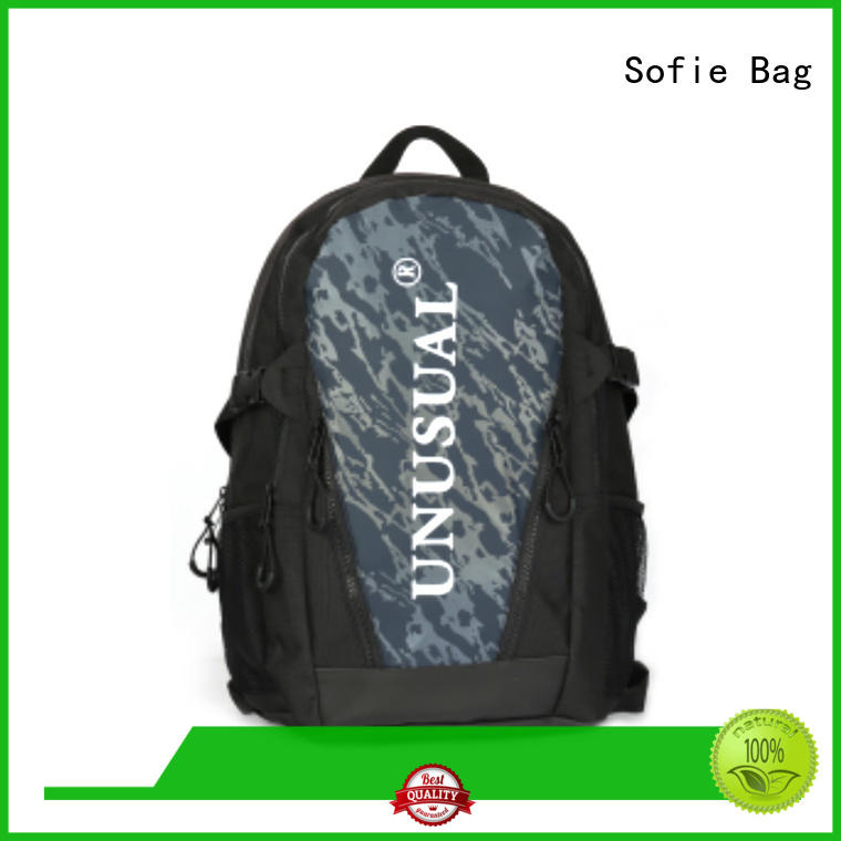 convenient laptop backpack customized for travel