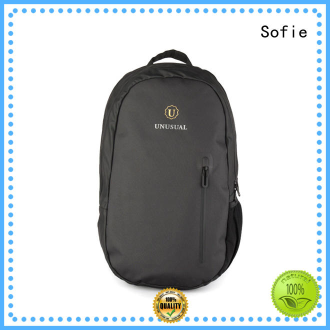 trendy laptop backpack factory direct supply for travel