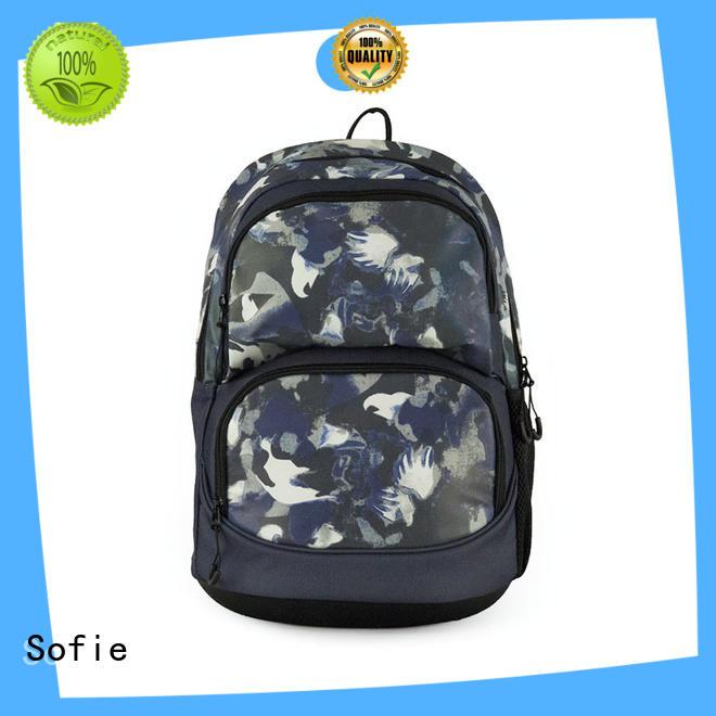 hard EVA bottom school backpack supplier for packaging