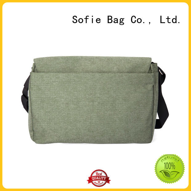 Sofie laptop messenger bags supplier for office