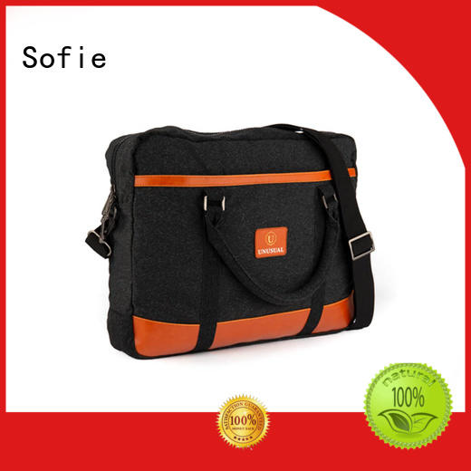 Sofie trendy laptop bag series for travel