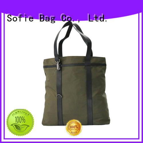 Sofie good quality tote bag customized for women